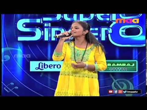 Gunjukunna by Nikitha Srivalli Super Singer 8 Photo Image Pic