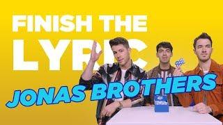 Finish The Lyric: Jonas Brothers   Capital