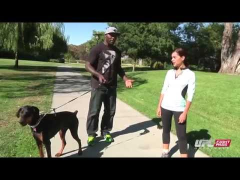 Fight Night San Jose: Downtime with Anthony Johnson
