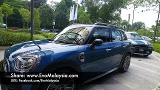2017 MINI Countryman Cooper S (F60) Full In Depth Review in Malaysia