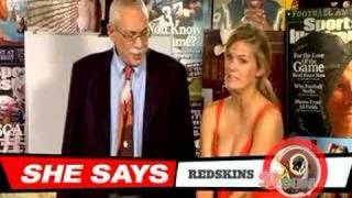 She Says Z Says, NFL Pick show ep4