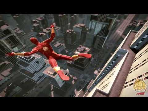 The Amazing Spiderman PC Iron Spider V2 Mod Review