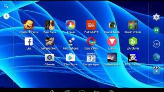 Como gravar a tela com áudio do tablet Multilaser M7s quad core