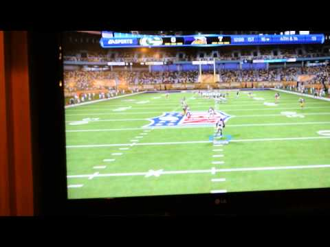 Madden 13 vikings vs packers