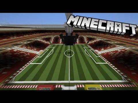 ✔ Minecraft: Piłka Nożna W Minecraft 1.10 (bez Modów)