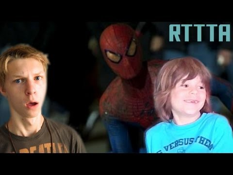 RTTTA - SPIDER-MAN IN AVENGERS 2?? (FEAT. MY LITTLE BRO, SETH!)