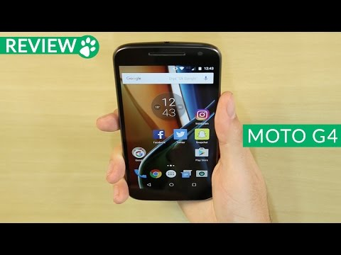 Review do Moto G 4