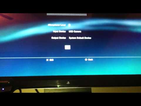 How to use PS3 Eye or any USB Mic as a PS3 Microphone