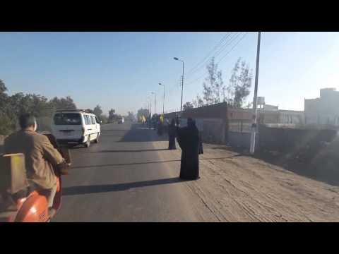 احرار قرية صبيح اليوم على طريق ههيا الزقازيق من امام صبيح