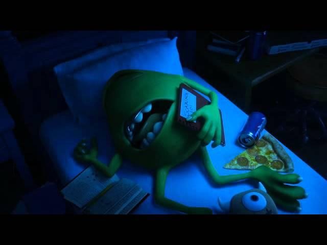 Monsters University - Univerzita pro příšerky trailer CZ