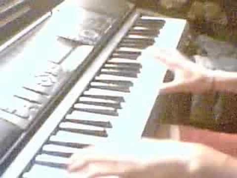 Mighty Morphin Power Rangers Piano=) video