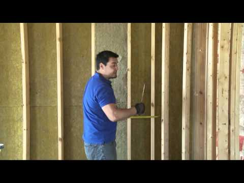 How to Insulate an Above Grade Exterior Wall
