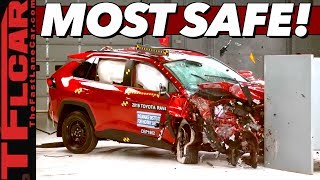 These Are the MOST (and Least) Safe New Crossovers You Can Buy Today!