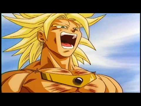 The Rage Of Broly (the Legendary Super Saiyan) video