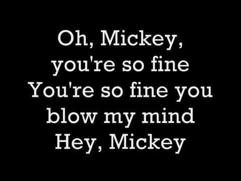 Toni Basil - Mickey (Remix)