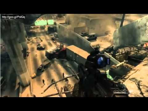 Official Black Ops 2 Gameplay from E3 2012