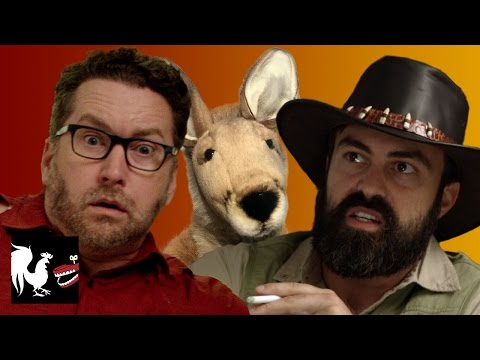 RT Shorts - Kangaroo Attack!