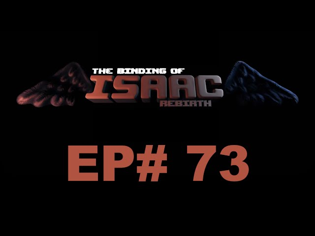 Český Let'sPlay The Binding of Isaac: Rebirth EP# 73