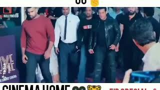 Salman Khan Vihaan Ali Khan  funny song