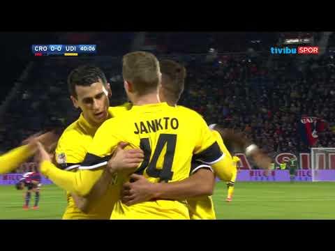 Serie A 15. Hafta | Crotone 0-3 Udinese Maç Özeti