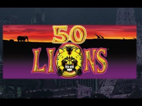 50 lions slot machine free pokies