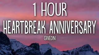 Download lagu Giveon - Heartbreak Anniversary (Lyrics) 🎵1 Hour