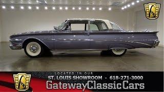 1960 Edsel Ranger - Gateway Classic Cars St. Louis - #6632