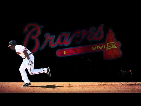Michael Bourn at 1,500 FPS - Atlanta Braves 2012 TV
