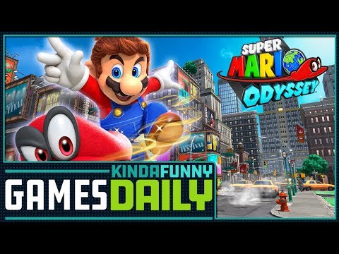 Nintendo Can Do YouTube Better - Kinda Funny Games Daily 11.16.17