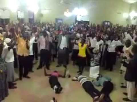 Elder Mireku At The Church Of Pentecost Akropong 1 video