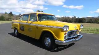 1965 Checker Marathon Taxi for Sale