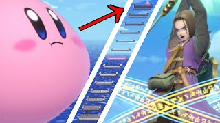 Who Can Jump Higher Than Kirby? - Super Smash Bros. Ultimate