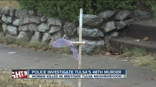 Leslie Louise Griffin 31 of Tulsa Thrill-Killed by Nigger Sub-Human Stephen Kyle Scyffore
