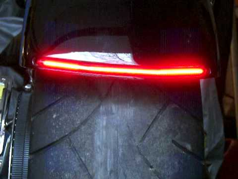 Cafe Racer Rear Turn Signals