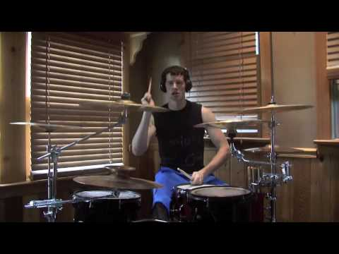 A Day To Remember - Holdin' It Down for the Underground. ( Drum Cover. ) Music Videos