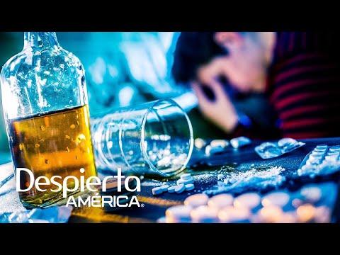 Los peligros de caer en adicciones como el alcohol y las drogas en la pandemia