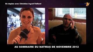 Naturisme TV - bande annonce - NatMag de novembre 2012 #nude #naturisme