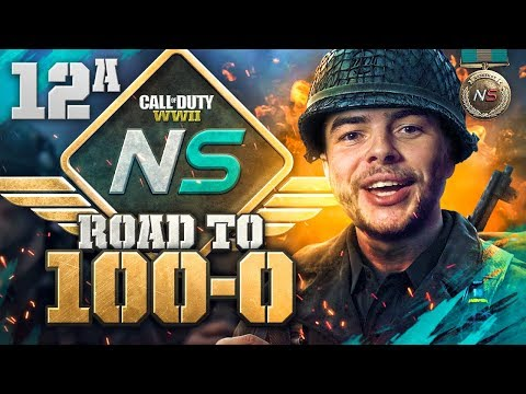 Road to 100-0! - Ep. 12A - Our Best Opponent Yet! (Call of Duty:WW2 Gamebattles)