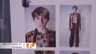 Fudge Professional Create the hair looks at London Collections Men AW16