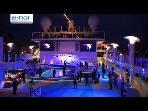 Norwegian Escape - was ist neu an Bord des neuen Flaggschiffes von Norwegian Cruise Line?