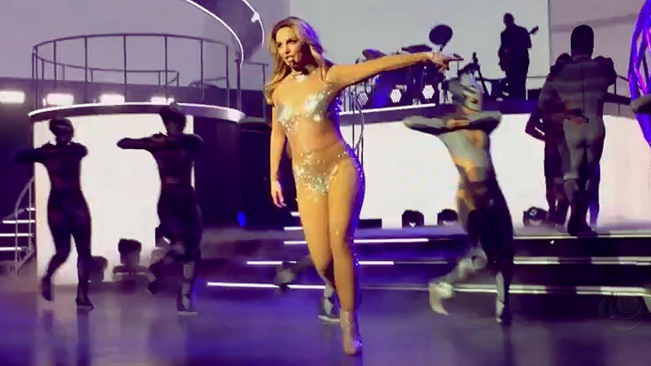 Britney Spears Vegas Britney Spears Work Bitch