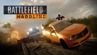 Battlefield Hardline: трейлер игрового процесса сетевого режима «Угон»