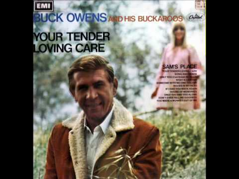 Buck Owens - If I Had You Back Again