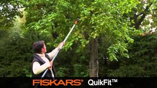 Fiskars QuikFit Tree Care HD