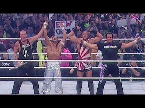 ECW Originals vs. The New Breed: WrestleMania 23