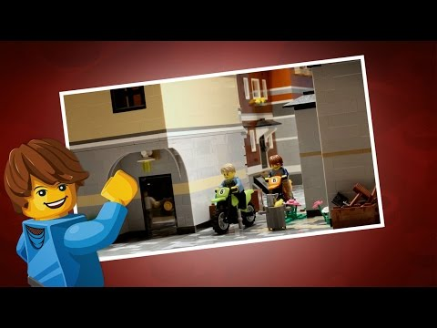 LEGO® Club TV: Adventures of Max -- LEGO City Videogame