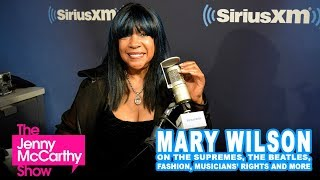 Mary Wilson on The Supremes, The Beatles, regrets, and more