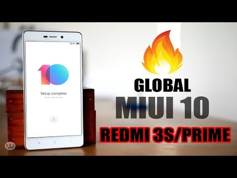 How To Update Global Miui 10 On Redmi 3S/3S Prime