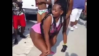 DANCE TWERK●•▪ TWERK SHAKE SPEAD BIG BOOTY| JAMAICA TWERK
