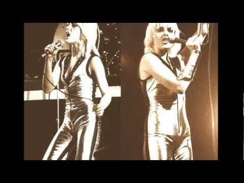 Cherie Currie For your eyes only